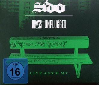 Sido - Sido Mtv Unplugged Live aus'M Mv (Deluxe Version mit CD+DVD)