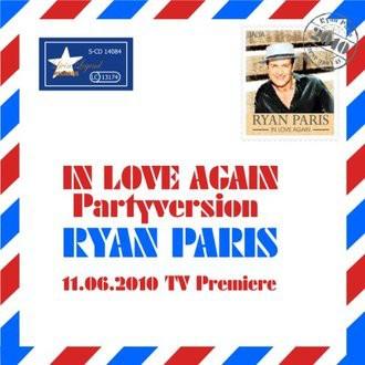 Ryan Paris - In Love Again Partyversion