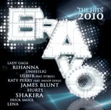 Diverse Pop - Bravo - the Hits 2010 - Schweiz