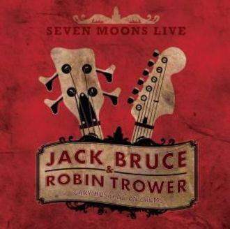 Bruce Jack & Trower Robin - Seven Moons Live