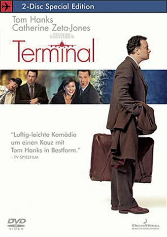 Terminal [Special Edition] [2 DVDs]