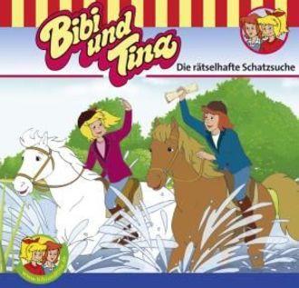 Bibi und Tina - Rätselhafte Schatzsuche (58)