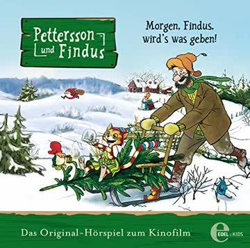 Pettersson und Findus, Morgen Findus wird's was geben.