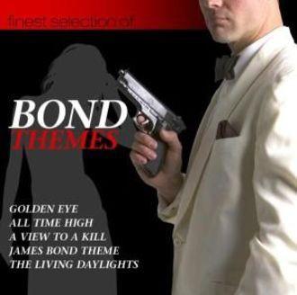 Various Artists - Bond Themes
