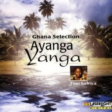 Indigo - Ghana Selection-Ayanga Yanga