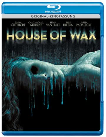 House of Wax [Blu-ray]