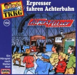 TKKG Folge 156: Erpresser fahren Achterbahn
