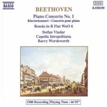 Vladar - Beethoven Klavierkonzert 1 Wordsworth