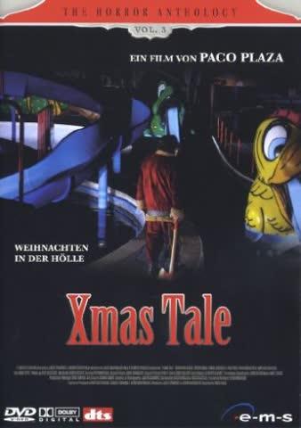Xmas Tale (The Horror Anthology 5)