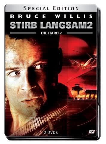 Stirb langsam 2 (Special Edition, 2 DVDs im Steelbook)