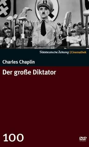 Der große Diktator (SZ-Chinematek Nr. 100)