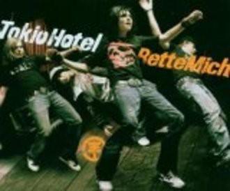 tokio hotel - rette mich  maxi cd