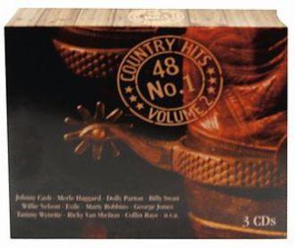 Sampler - 48 No.1 Country Hits - Vol. 2