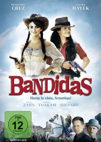 BANDIDAS - VARIOUS [DVD] [2006]