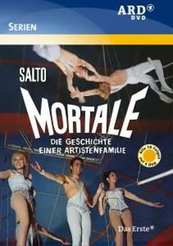 Salto Mortale - Die komplette Serie ( 6er DVD Set)