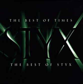 Styx - The Best Of Times - The Best Of