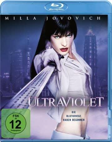 Ultraviolet [Blu-ray] [2005]
