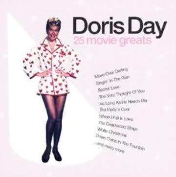Doris Day - 25 Movie Greats