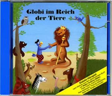 Globi, Folge 021 - Globi im Reich der Tiere