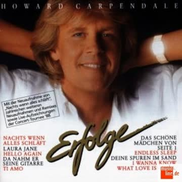 Howard Carpendale - Erfolge