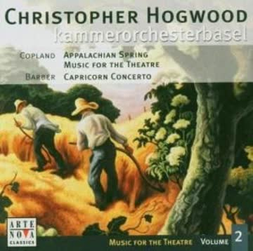 Christopher Hogwood - Music for the Theatre Vol.2