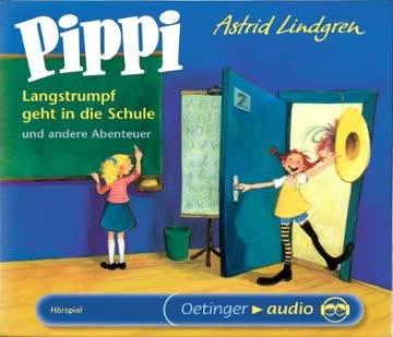Pippi Langstrumpf Geht In Die Schule Und Andere Abenteuer