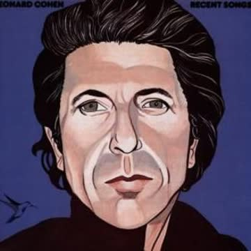 Cohen Leonard - Recent Songs