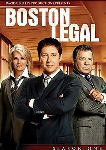 Boston Legal - Season One [5 DVDs]