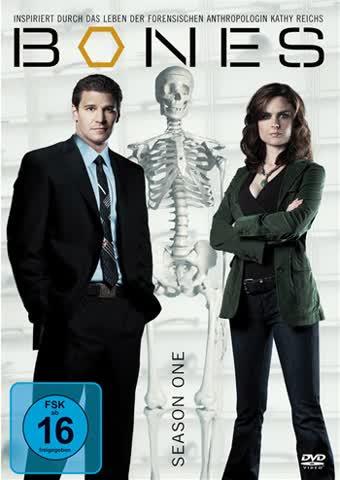 Bones - Die Knochenjägerin - Staffel 1