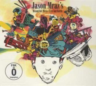 Mraz Jason - Beautiful Mess-Live On Earth