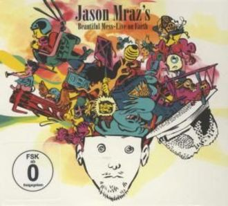 Mraz Jason - Beautiful Mess-Live On Earth