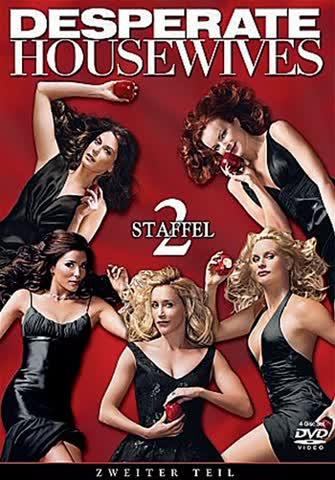 Desperate Housewives - Staffel 2, Zweiter Teil [4 DVDs]
