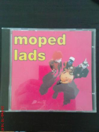 Moped Lads - Rock 'n' Roll Girl