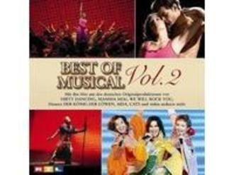 Various Artists - Best of Musical Vol. 2