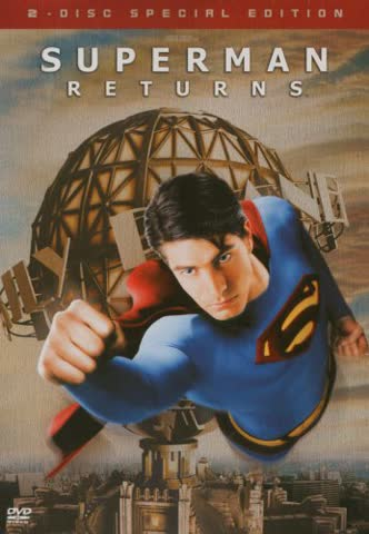 Superman Returns (Steelbook) [Special Edition] [2 DVDs]