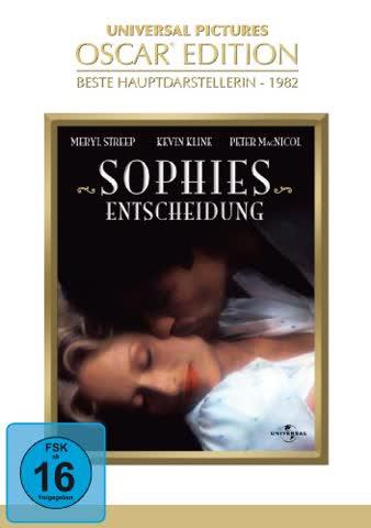 DVD SOPHIES ENTSCHEIDUNG