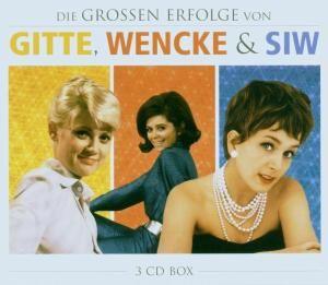 Gitte Haenning - Die Grossen Erfolge Von Gitte, Wencke & Siw