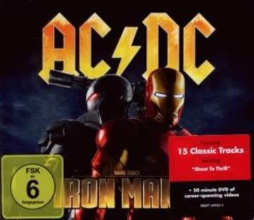 AC - Iron Man 2 / Soundtrack