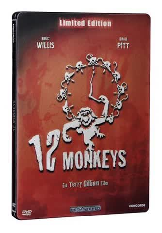 12 Monkeys (Steelbook) [Limited Edition]