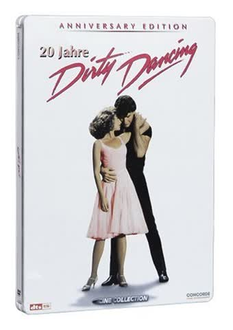 Dirty Dancing (Anniversary Edition, im Steelbook) [Limited Edition] [2 DVDs]