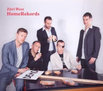 Züri West - Home Rekords