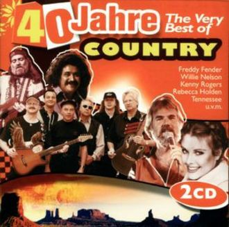 Sampler - 40 Jahre - Country