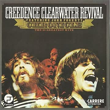 Creedence Clearwater Revival - Chronicle 1-The 20 greatest hits