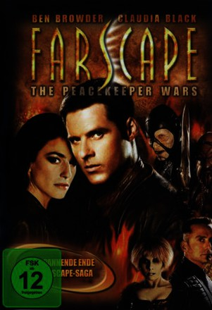 Farscape - The Peacekeeper Wars [2 DVDs]