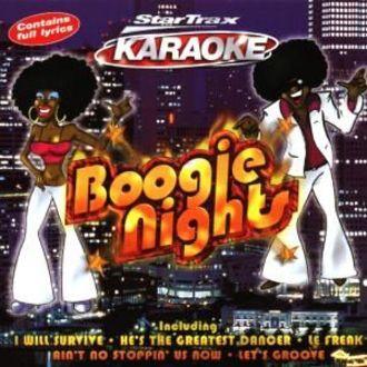 Karaoke - Boogie Nights