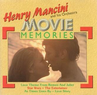 Mancini & His Orchestra - Movie Memories