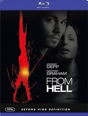 FROM HELL (BLU-RAY) - VARIOUS