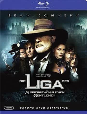 Die Liga der außergewöhnlichen Gentlemen [Blu-ray]