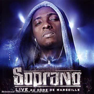 Soprano - Live au Dome de Marseille