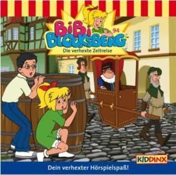 BIBI BLOCKSBERG Folge 94: Die Verhexte Zeitreise
